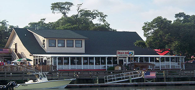 Dead Dog Saloon Seafood Casual Dining Restaurant Murrells Inlet Sc