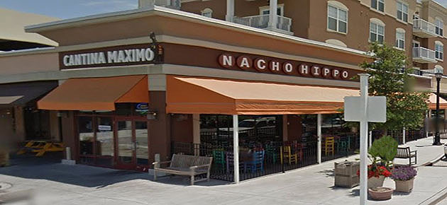 Nacho Hippo Cantina Maximo Myrtle Beach Sc Best Top Mexican Food