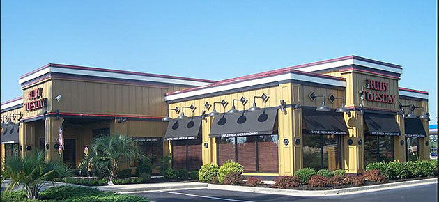 Ruby tuesday myrtle beach sc best burger places in myrtle - Ruby tuesday garden bar and grill ...